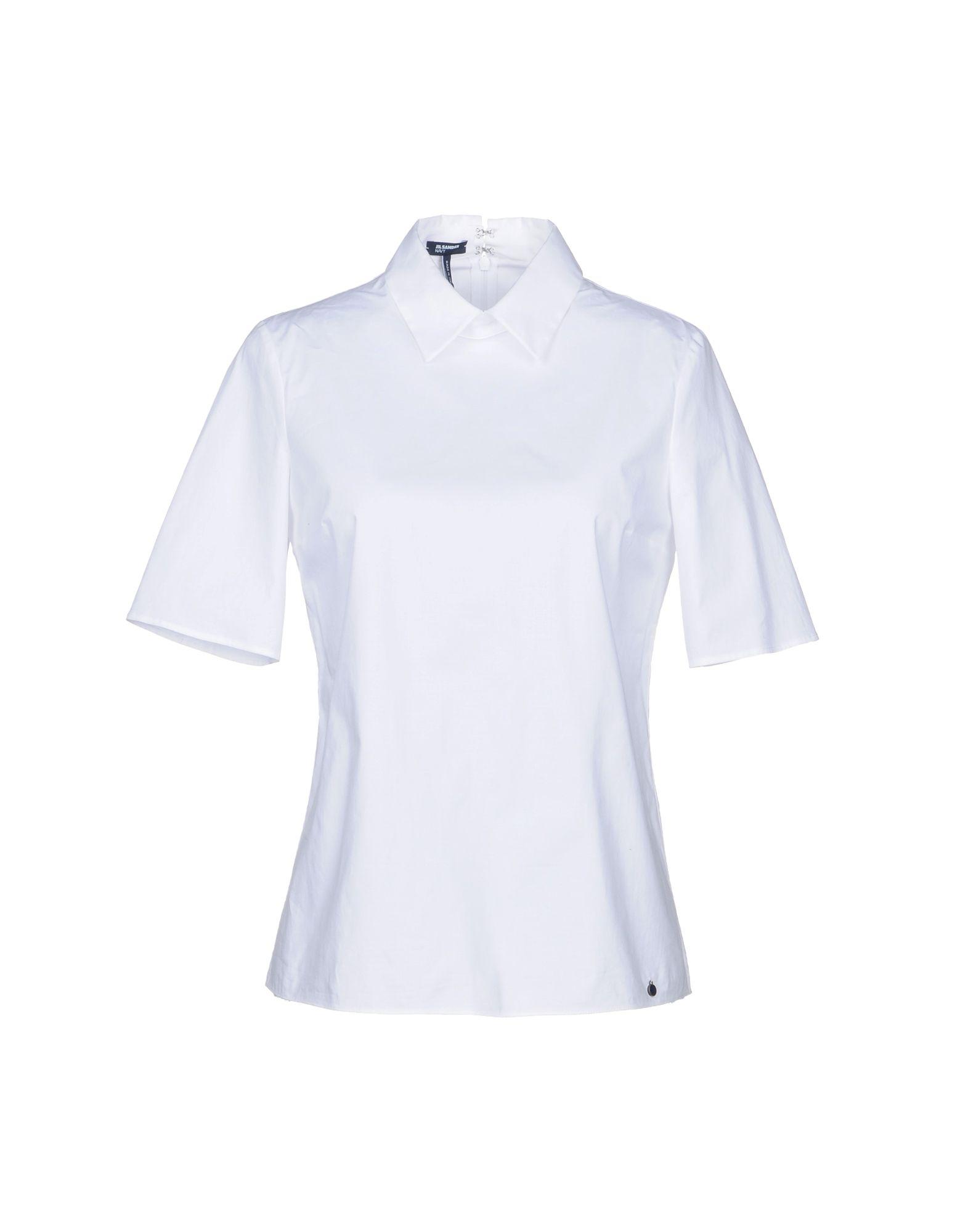 Blusa Jil Sander Navy Donna - Acquista online su