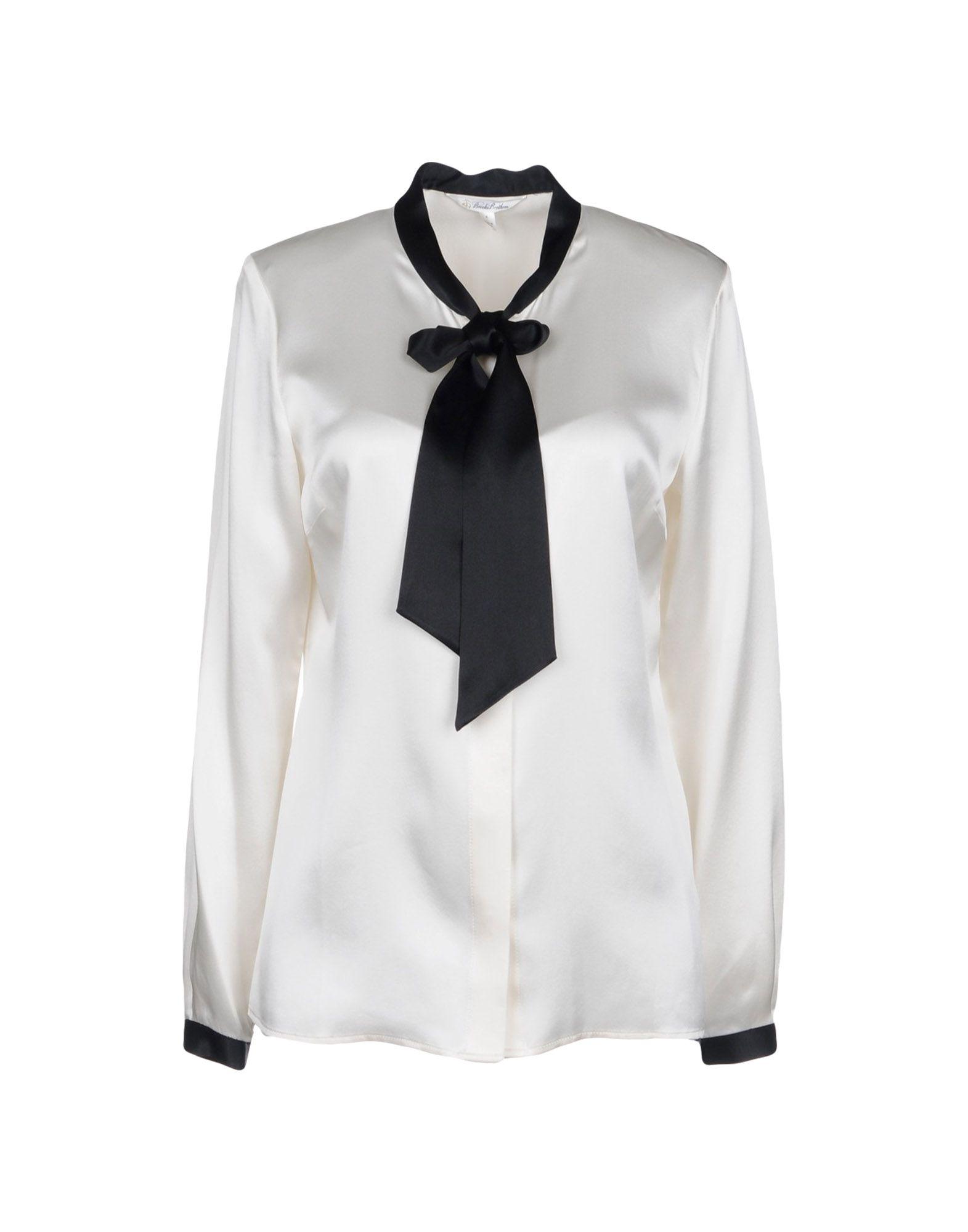 Camicie E Bluse Con Fiocco Brooks Brothers Donna - Acquista online su 0CzAwT2X