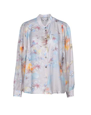 PAUL & JOE Hemden und Blusen mit Blumen Offizielle Seite Online Auslass Veröffentlichungstermine poqQRMaw