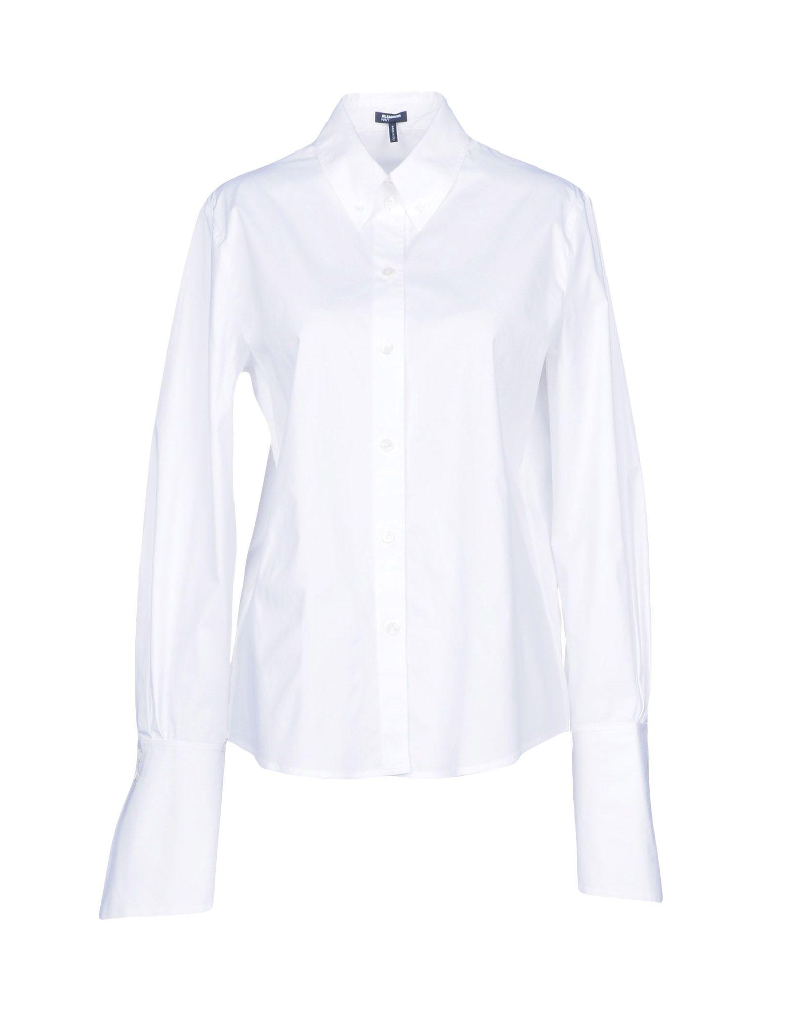 Chemises Et Solide Blouses Ligne Femme SanderAcheter En Marine À Jil CsrBhQdxt