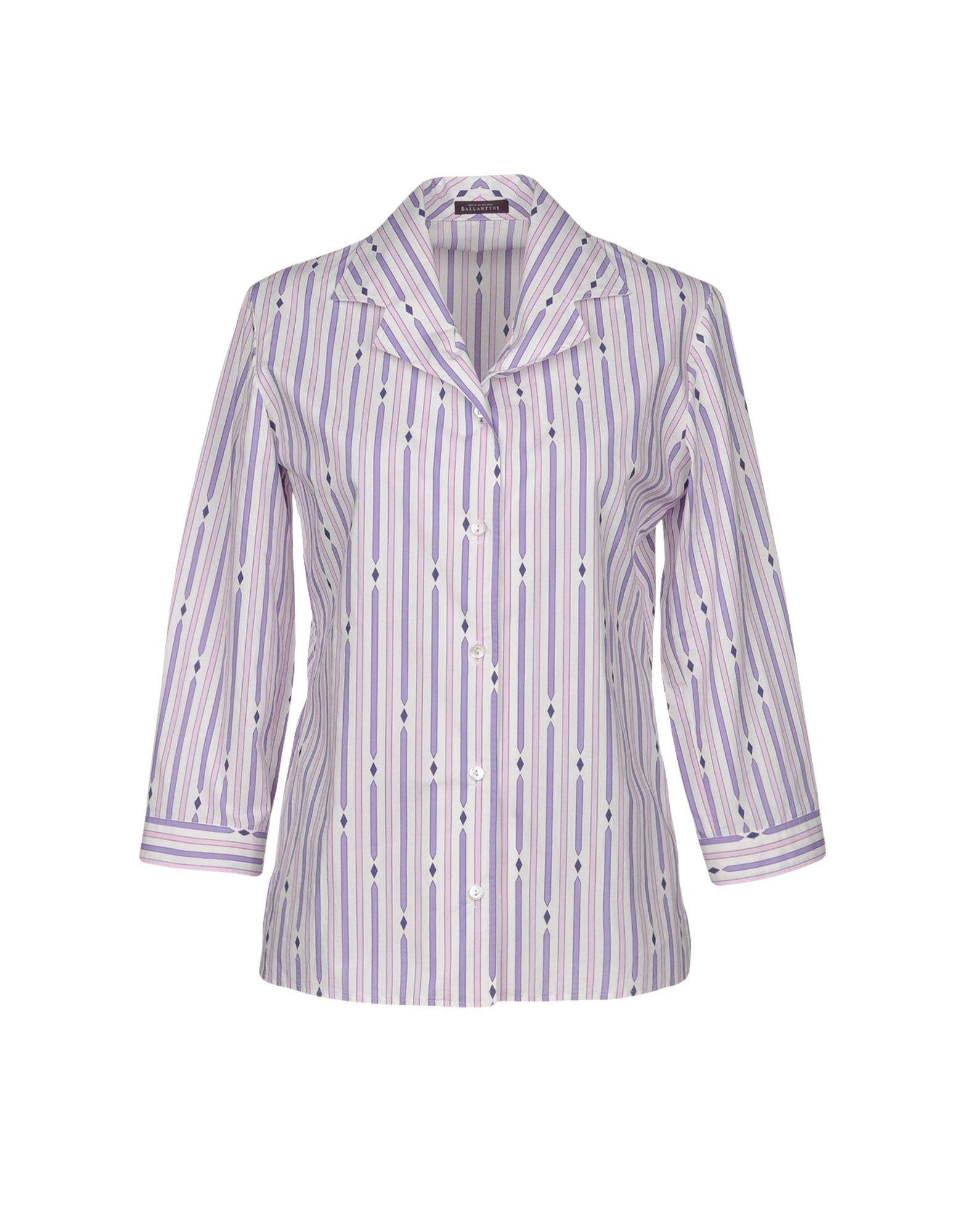 Camicia A Righe Ballantyne Donna - Acquista online su sb5KfdTszI