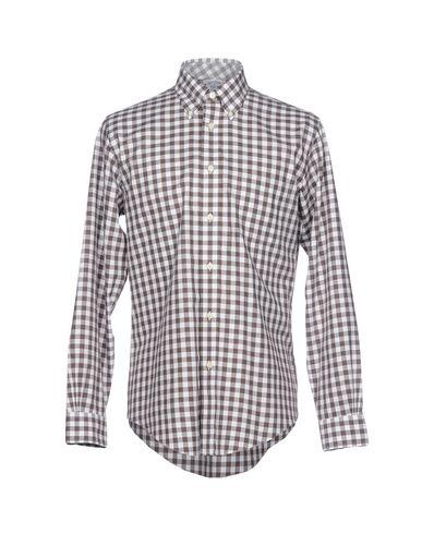 salg nedtellingen pakke Brooks Brothers Camisa De Cuadros ny utgivelse YjTJO
