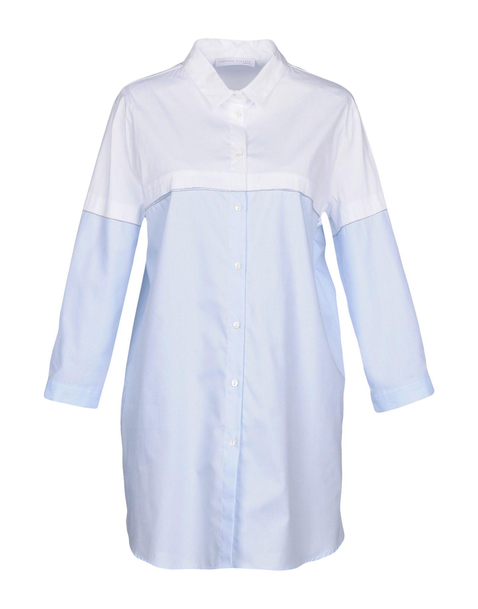 Camicie E Bluse Fantasia Fabiana Filippi Donna - Acquista online su K6KeuMX