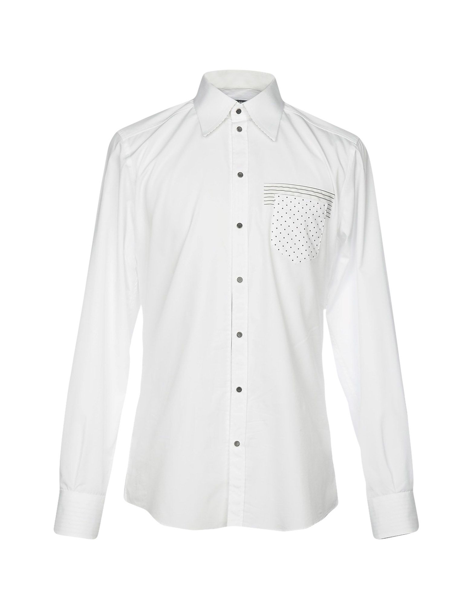 Camicia Tinta Unita Dolce & Gabbana Uomo - Acquista online su