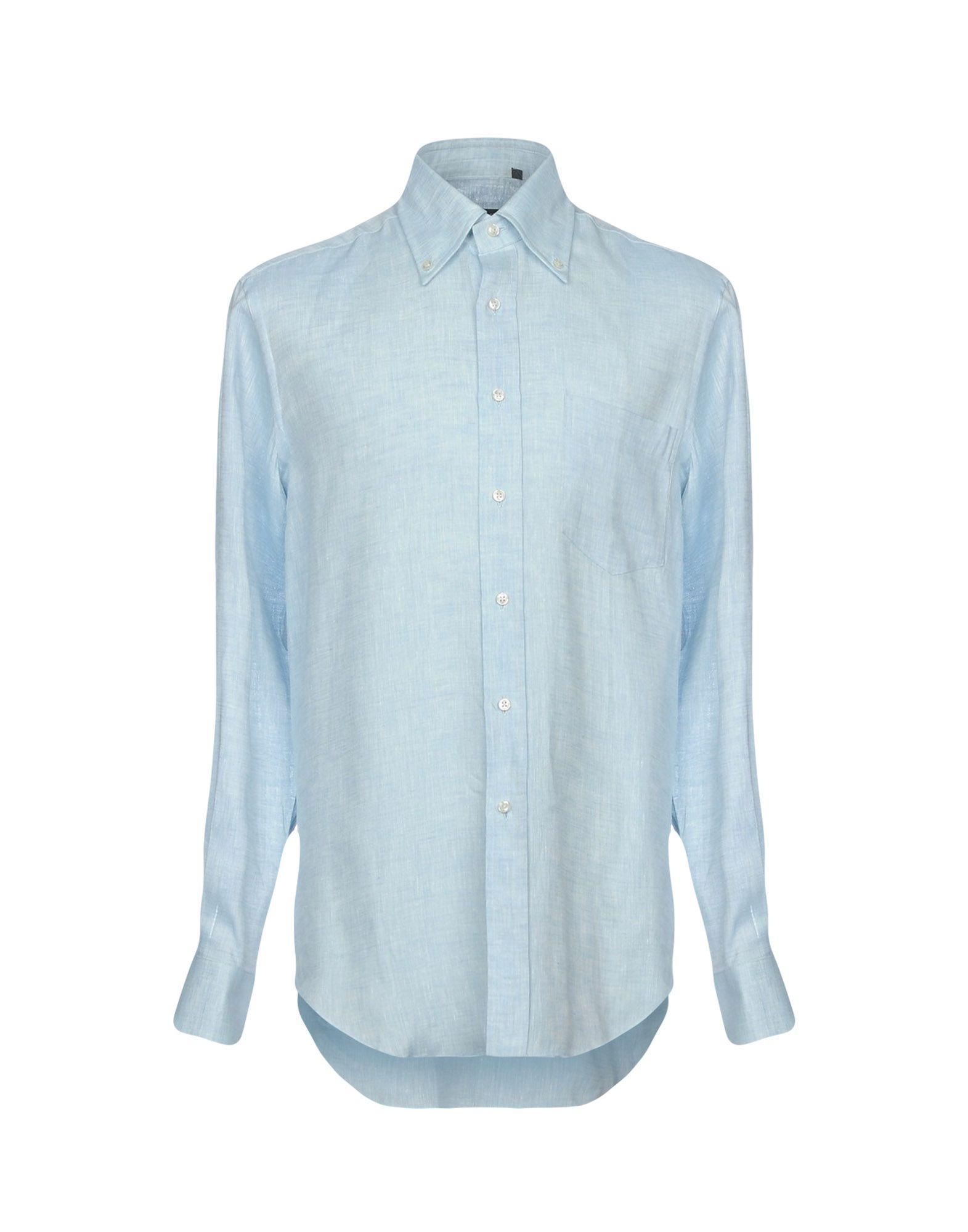 Camicia In Lino Paul Clementi Uomo - Acquista online su