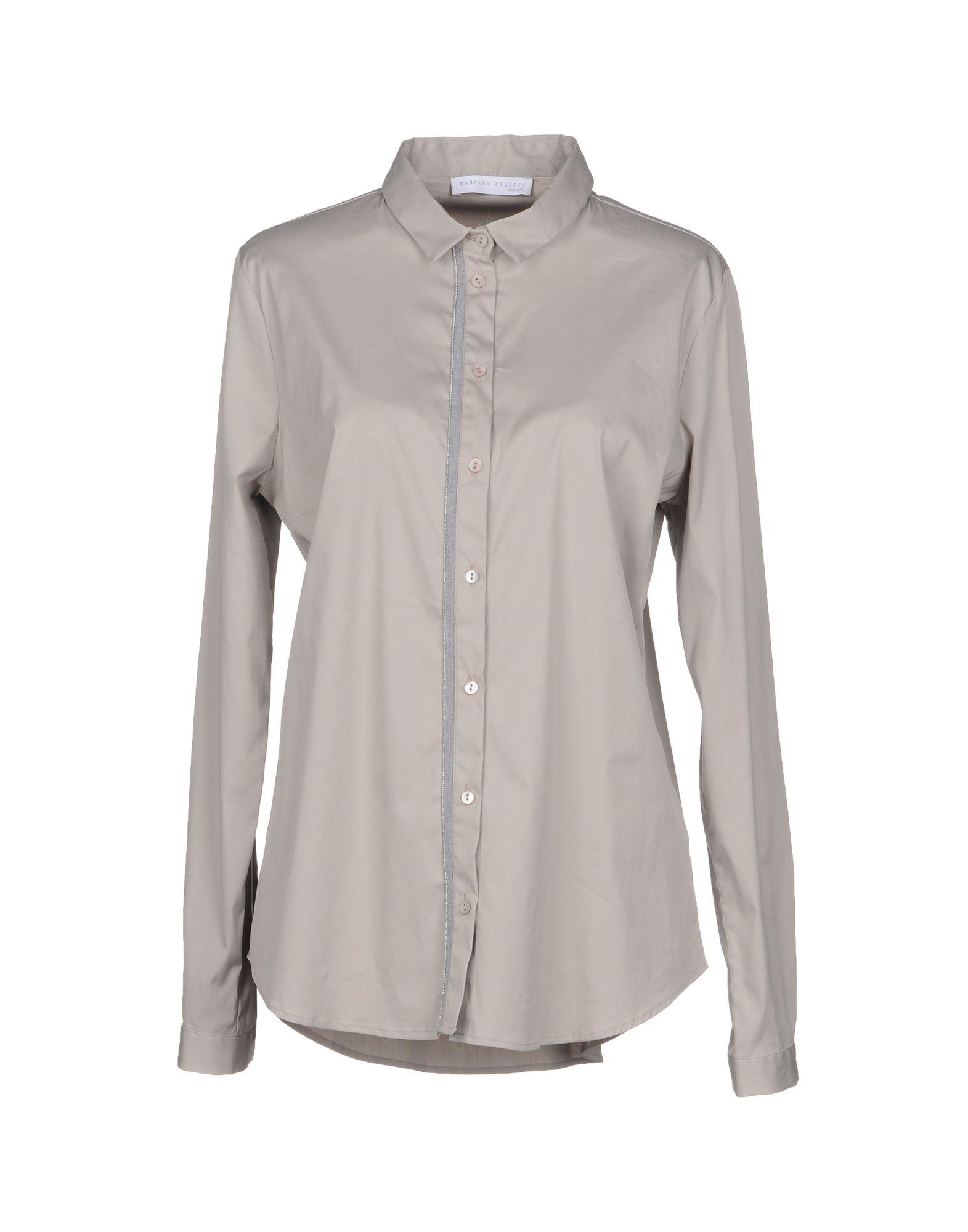 Camicie E Bluse Tinta Unita Fabiana Filippi Donna - Acquista online su eaxOpu
