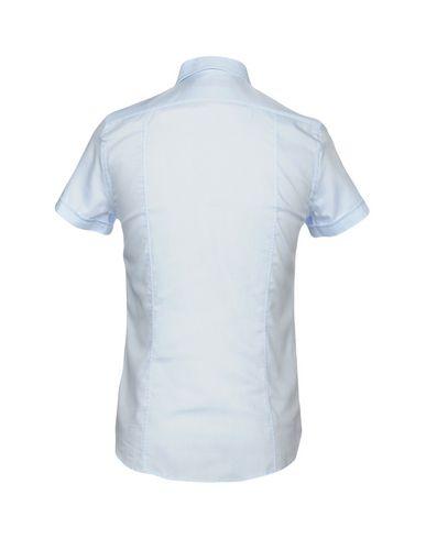 MANGANO Einfarbiges Hemd