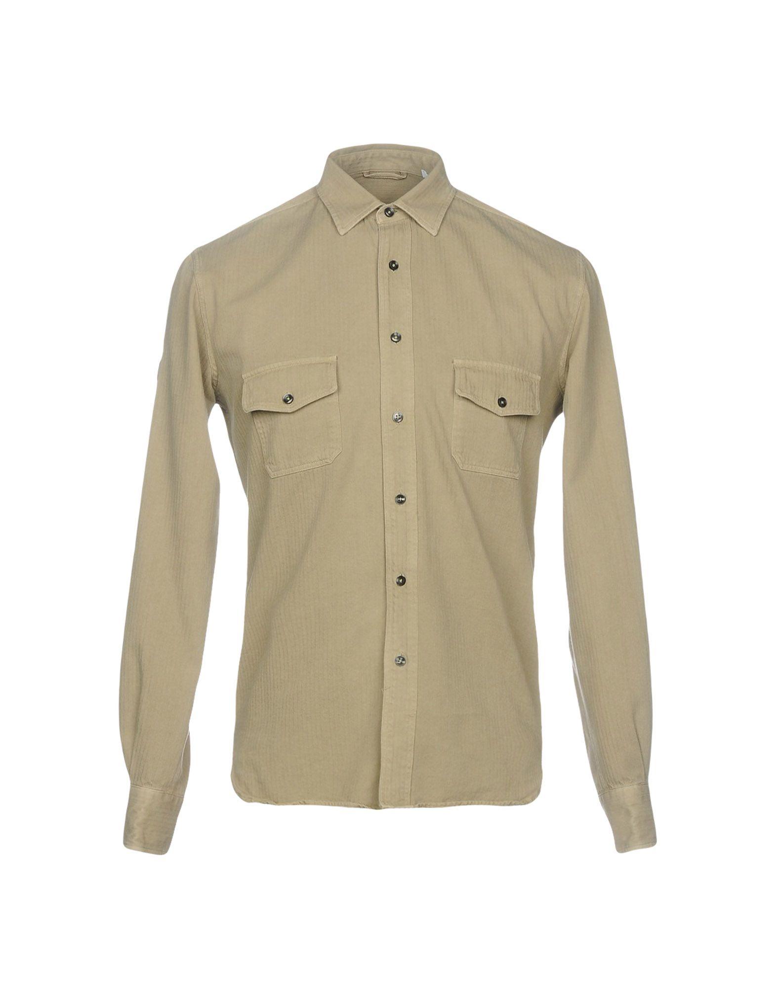 Camicia Tinta Unita Avio Uomo - Acquista online su