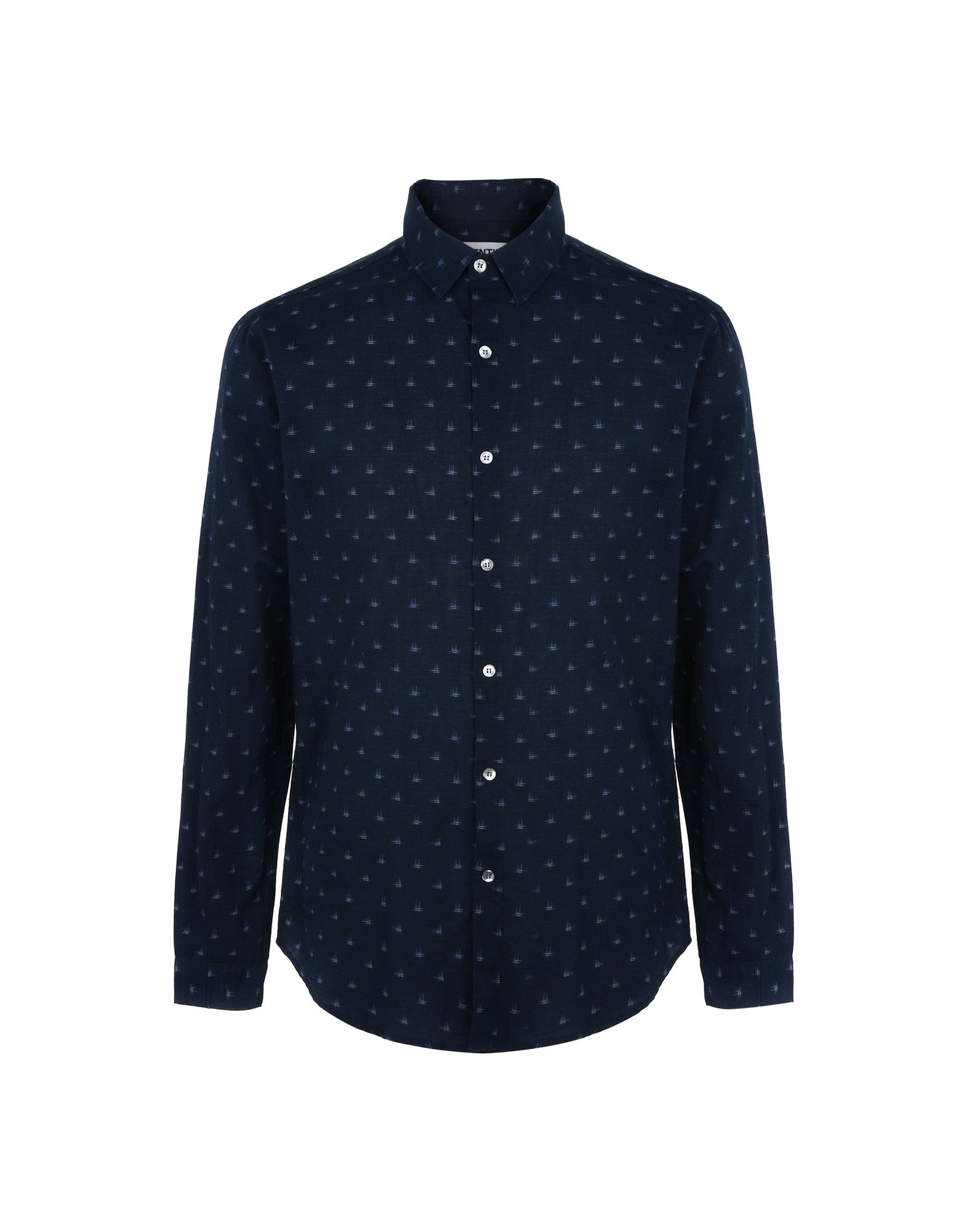 Camicia Fantasia Essentiel Antwerp M-Kabul Regular Fit Shirt - Uomo - Acquista online su
