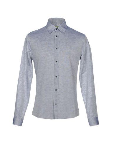 VERSACE JEANS Einfarbiges Hemd Ausverkauf Manchester Outlet beliebt Billig Verkauf 2018 Rabatt-Rabatt Zl0nJK