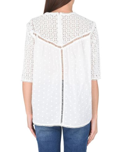 ESSENTIEL ANTWERP Parel short sleeved top	 Blusa