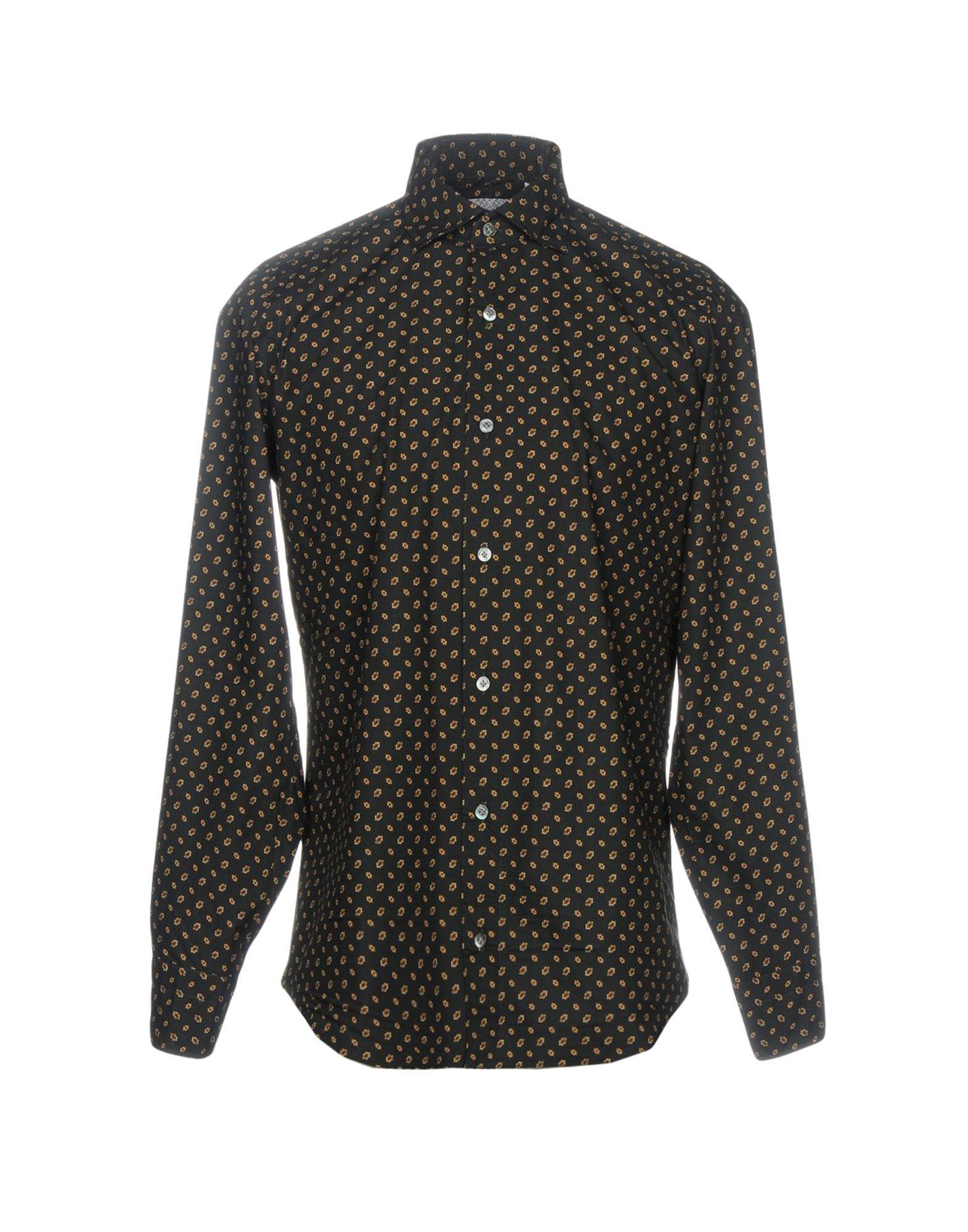 Camicia Fantasia Drumohr Uomo - Acquista online su