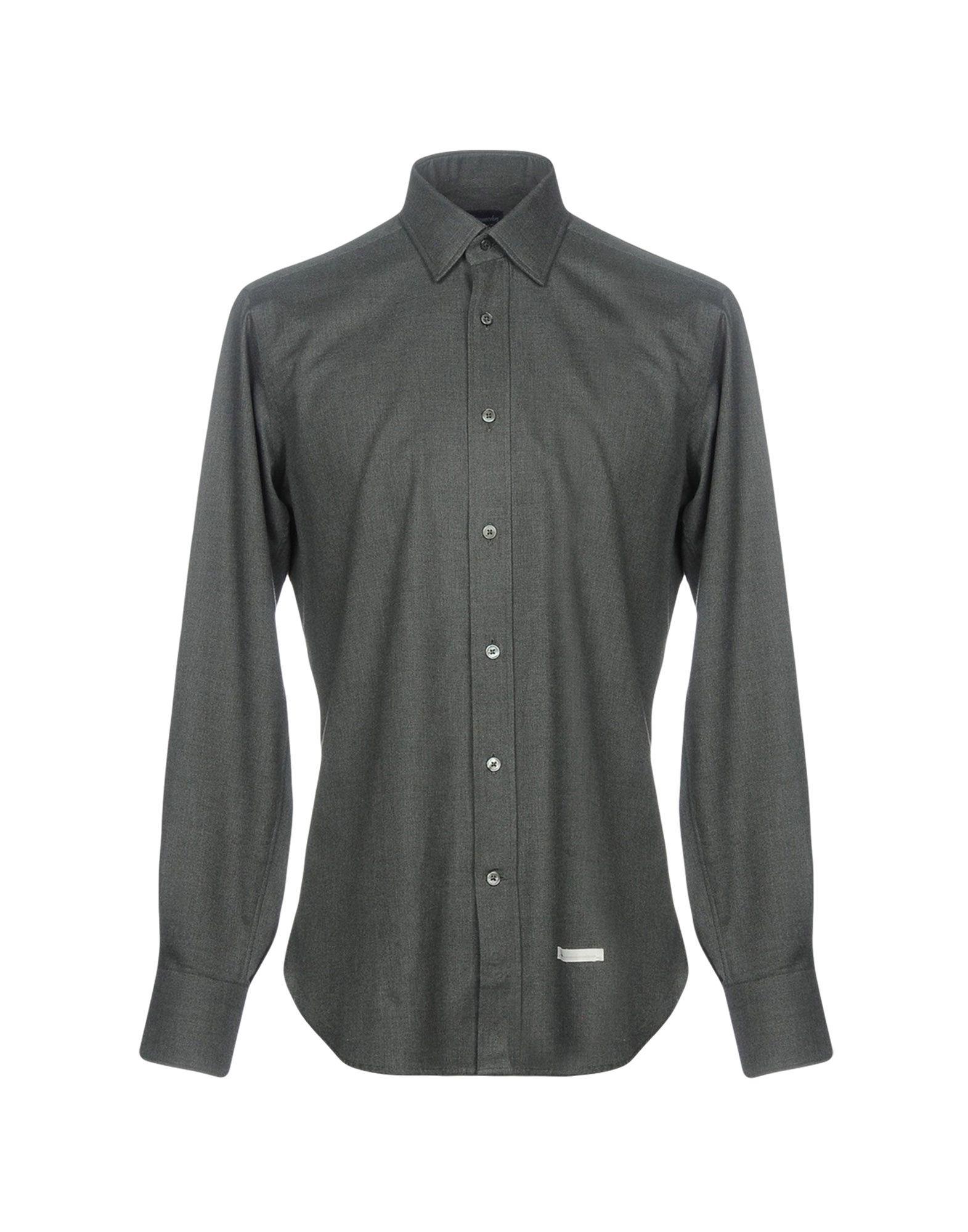 Camicia Tinta Unita Drumohr Uomo - Acquista online su