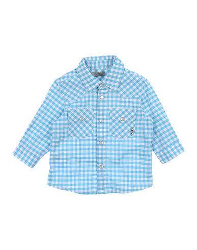 GRANT GARÇON BABY - Patterned shirt