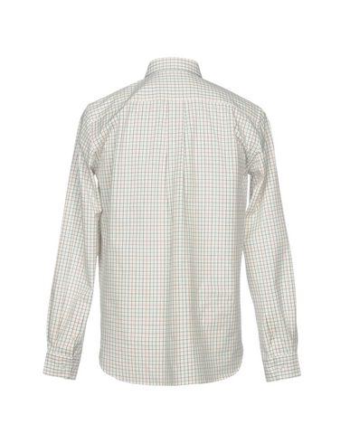 billig 100% original Golden Goose Deluxe Merkevare Rutete Skjorte billige salg utgivelsesdatoer billig pris butikken SFMKQ