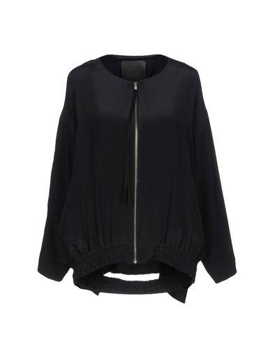 D.EFECT Full-Length Jacket in Black