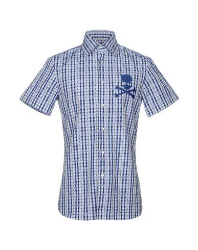 PHILIPP PLEIN Camisa de cuadros