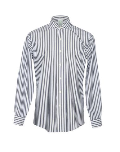 Brooks Brothers Camisas De Rayas gratis frakt ekte utløp footlocker bla billig pris N0eQi