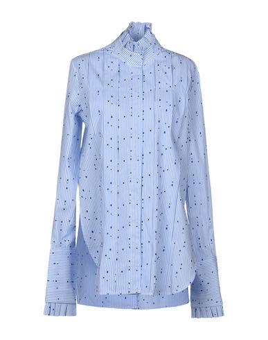 ELLERY Gestreiftes Hemd Die Billigsten Perfekt Günstiger Preis Billig Verkauf QxT2xB