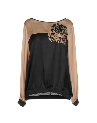 LIVIANA CONTIシルクシャツ&ブラウス