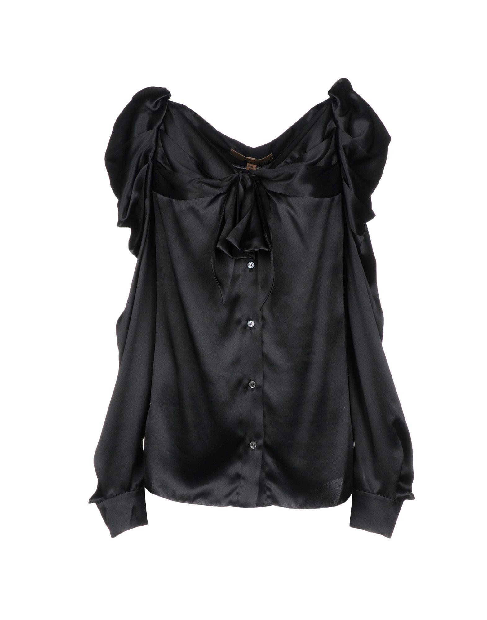 Camicie E Bluse In Seta John Galliano Donna - Acquista online su 9Up1vDX