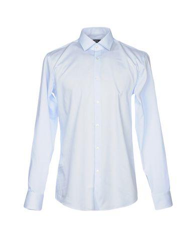 Boss Svart Stripete Skjorter online billig autentisk 23xphOs