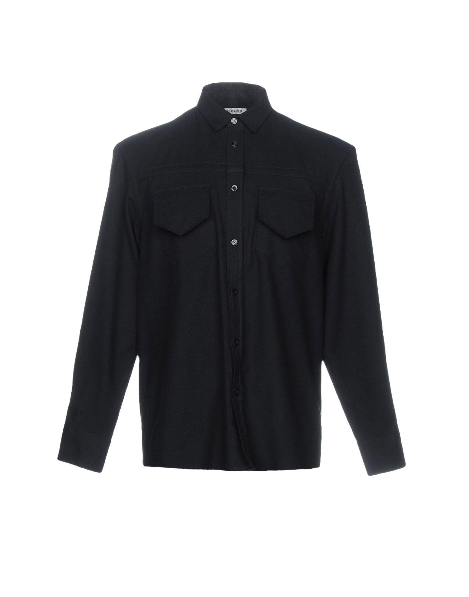 Camicia Camicia Camicia Tinta Unita Bikkembergs Uomo - 38734037UM 239f95
