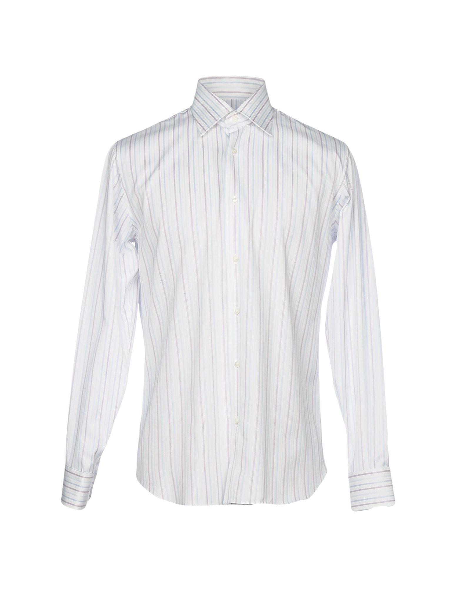 Camicia A Righe Gianmarco Bonaga Donna - Acquista online su