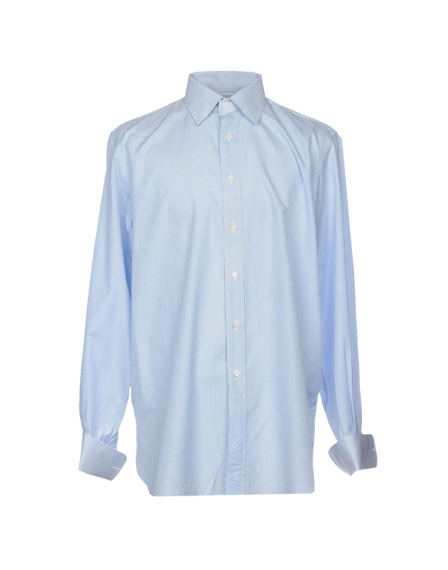 Camicia A Righe Truzzi Uomo - Acquista online su