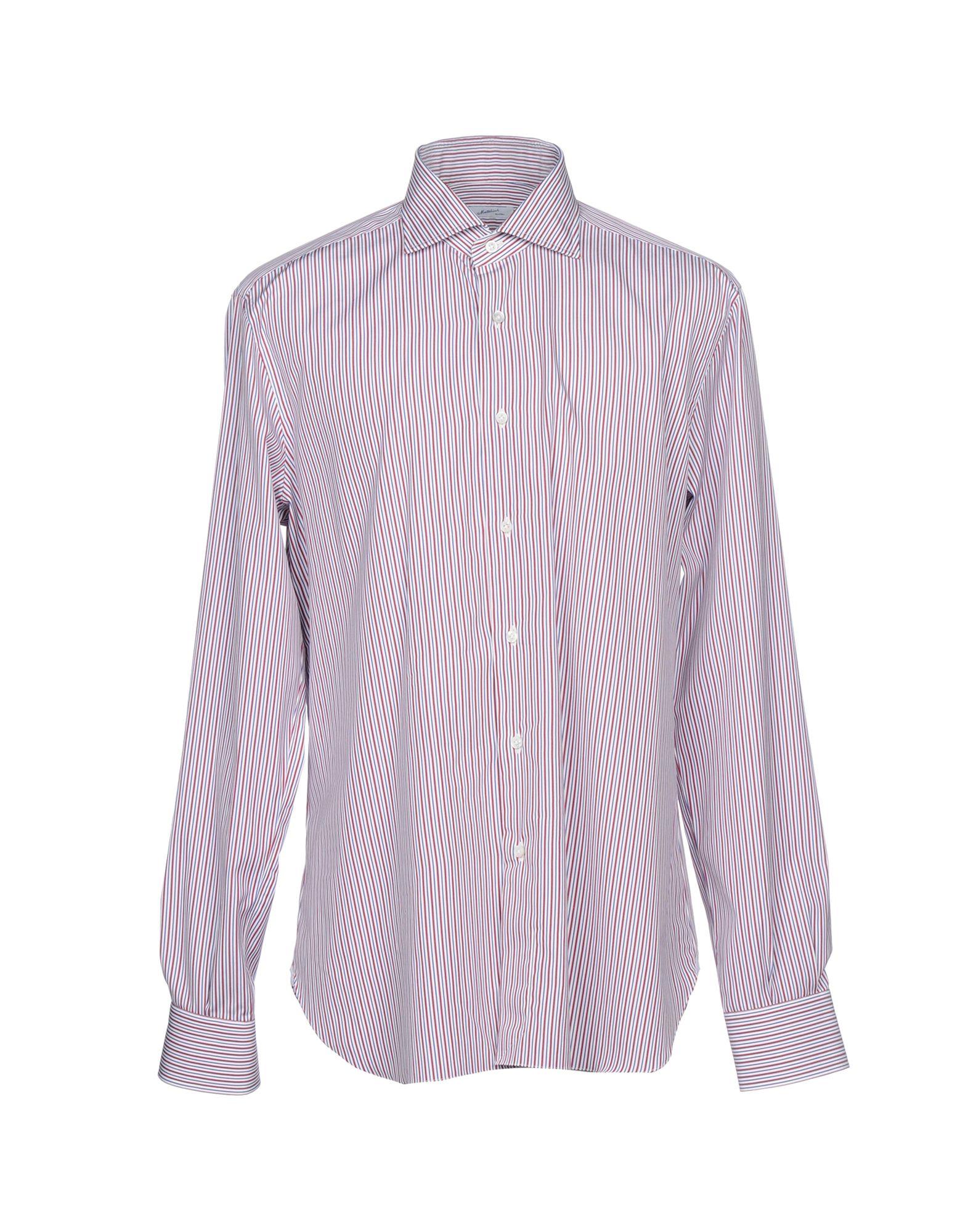 Camicia A Righe Mattabisch Uomo - Acquista online su