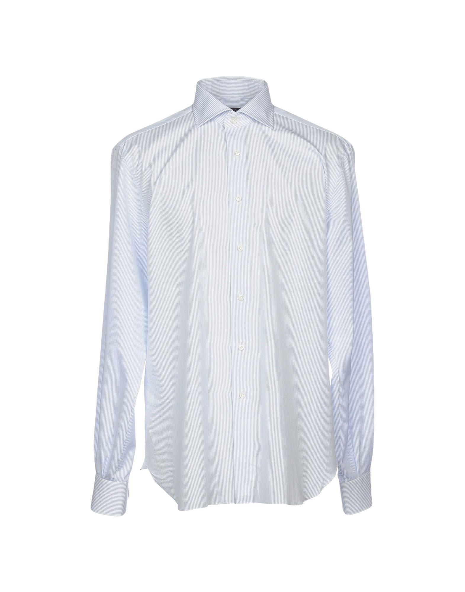 Camicia A Righe Sartorio Uomo - Acquista online su
