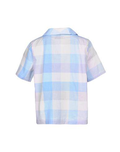 MAISON KITSUNÉ Camisa de cuadros