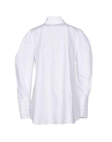 Blanc Et Miahatami Chemises Couleur De Chemisiers Unie 57gBnTgY