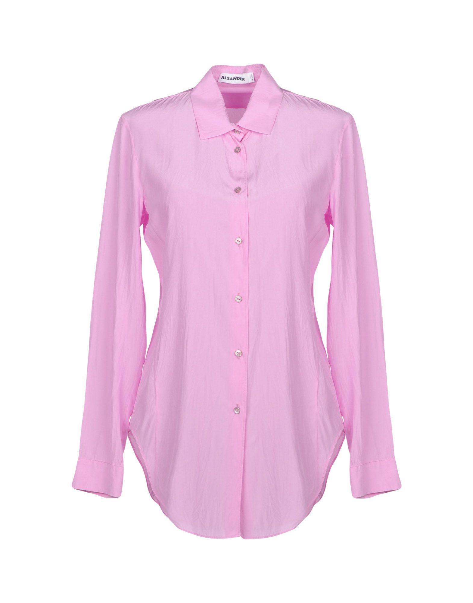 Camicie E Bluse In Seta Jil Sander Donna - Acquista online su Uq5Ger25Xh