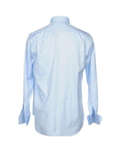 kjøpe billig bestselger Manchester billig online Gianmarco Bonaga Camisa Lisa utløp tilførsel PEEMTwlXsm