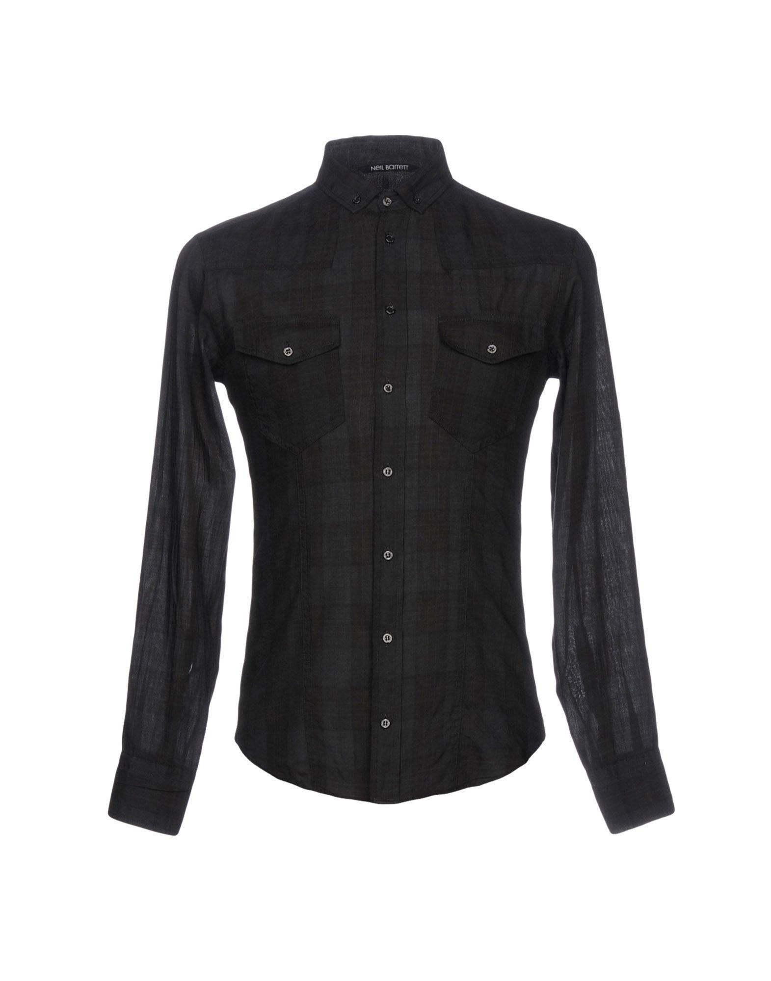 Camicia A Quadri Neil Barrett Donna - Acquista online su