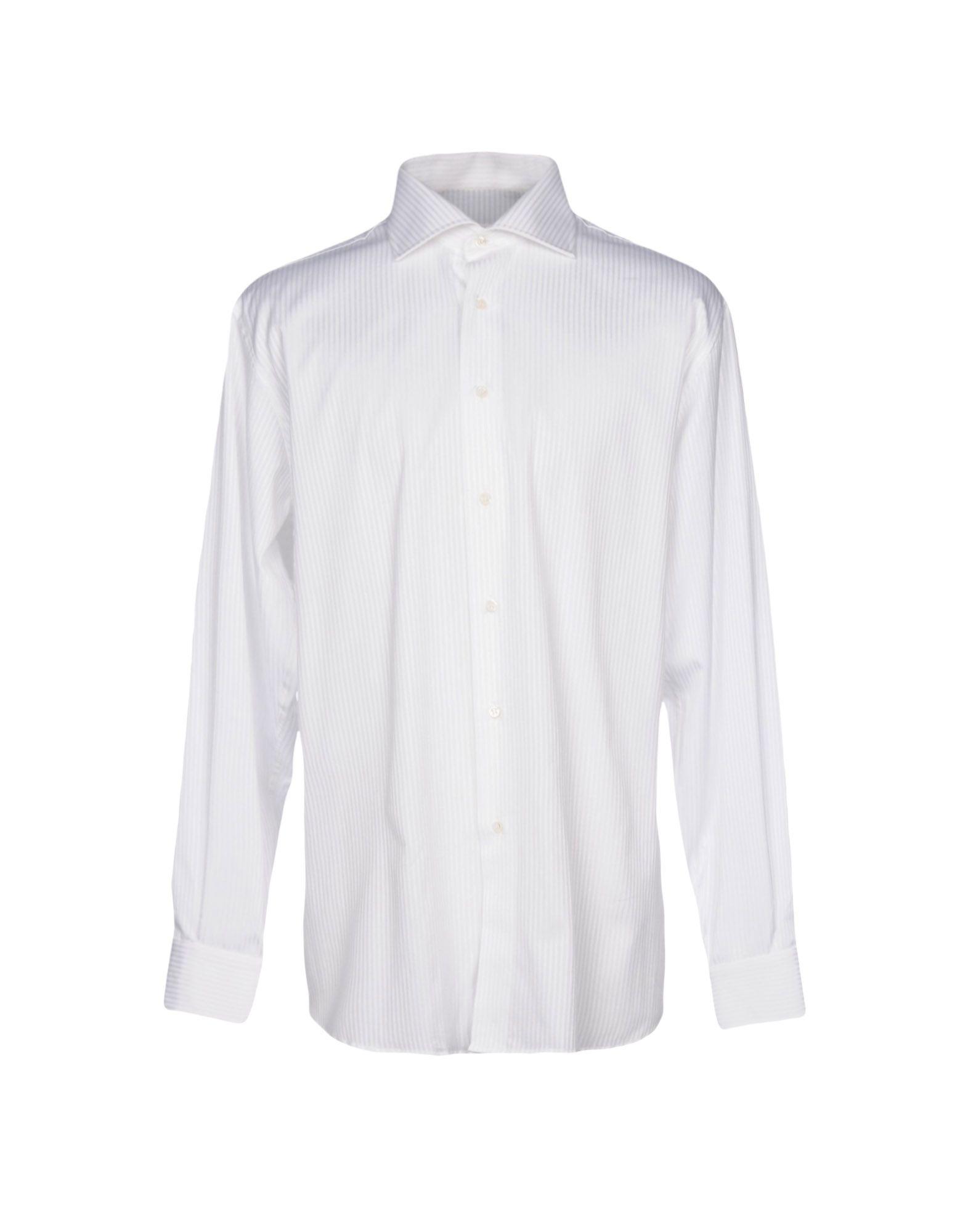 Camicia Tinta Unita Gianmarco Bonaga Donna - Acquista online su