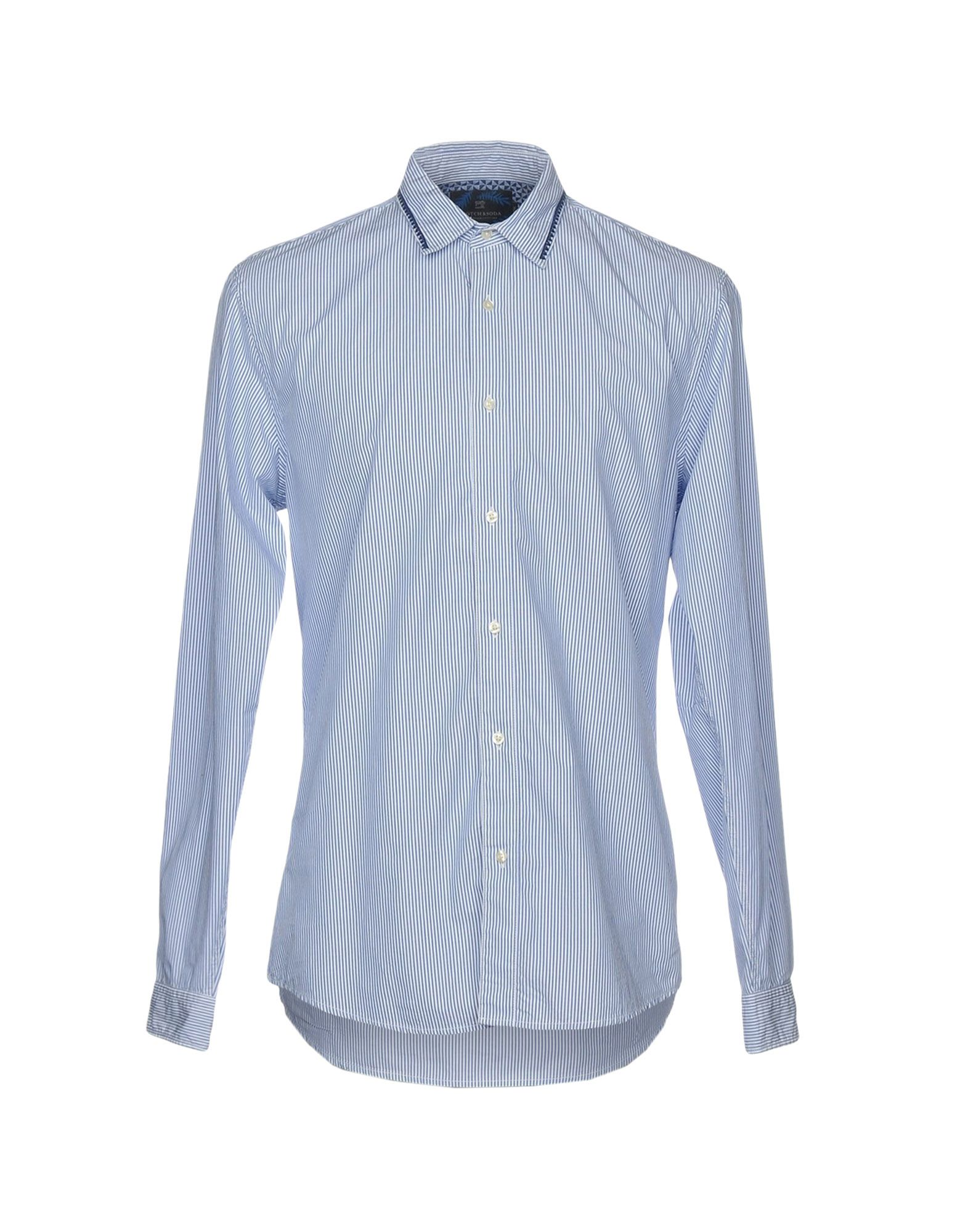 Camicia - A Righe Scotch & Soda Uomo - Camicia 38734347NT c10e60