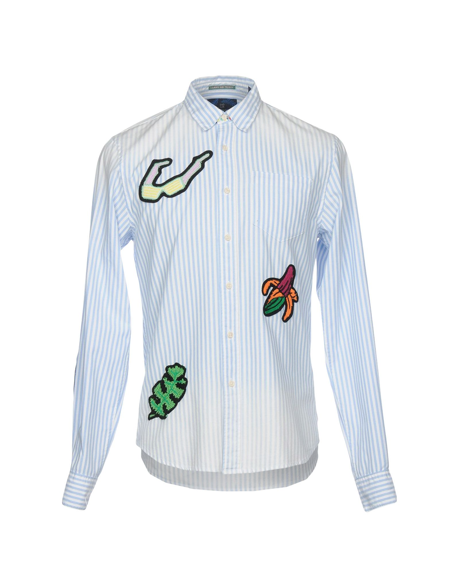 Camicia A Righe Scotch & Soda Uomo - Acquista online su