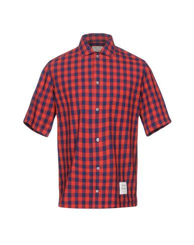 MAISON KITSUNÉ - Camicia a quadri