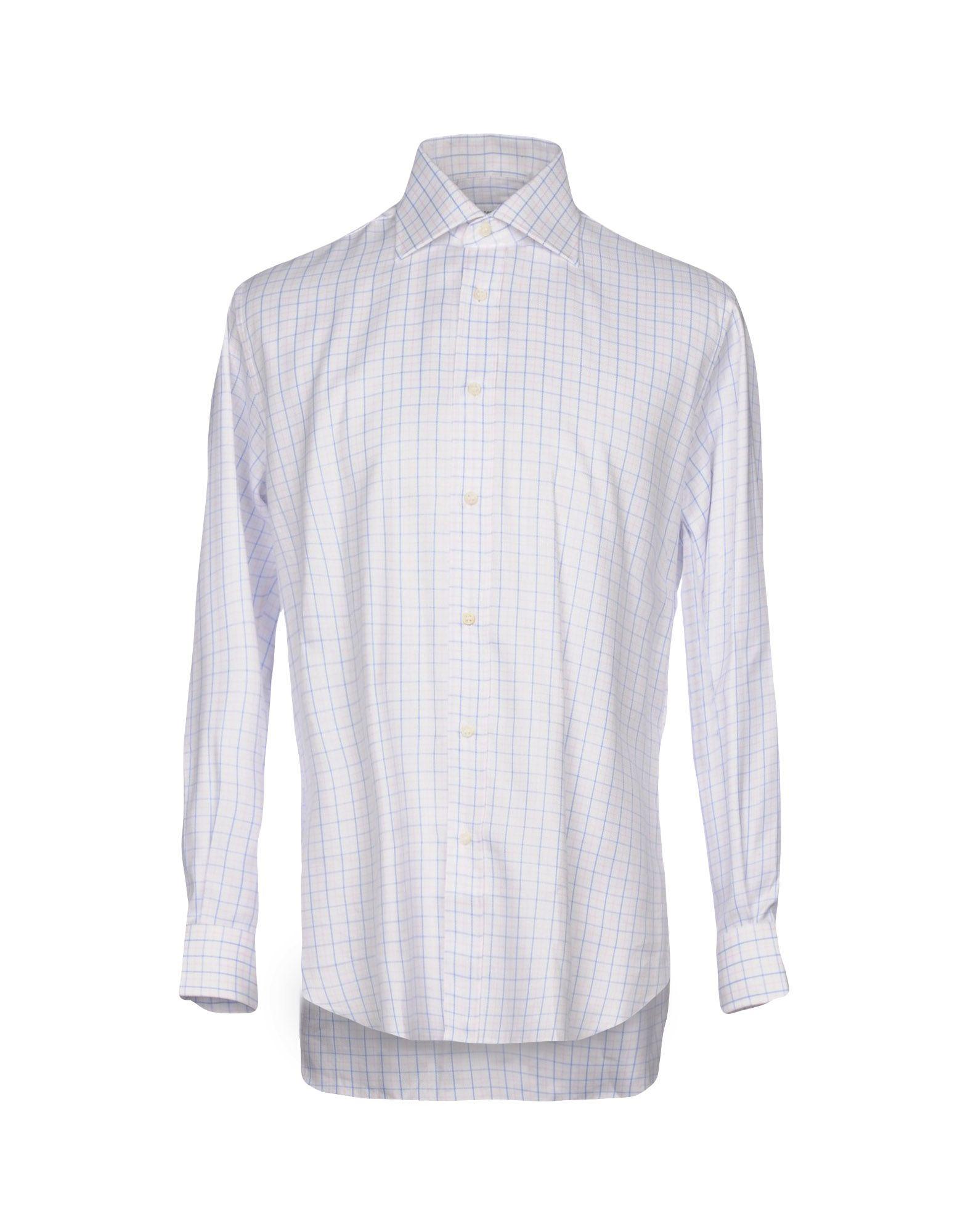 Camicia A Quadri Gianmarco Bonaga Donna - Acquista online su