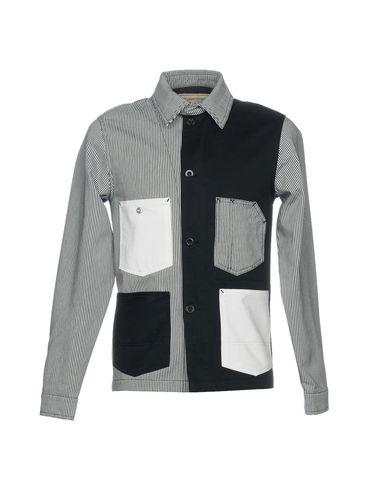 MAISON KITSUNÉ Camisas de rayas