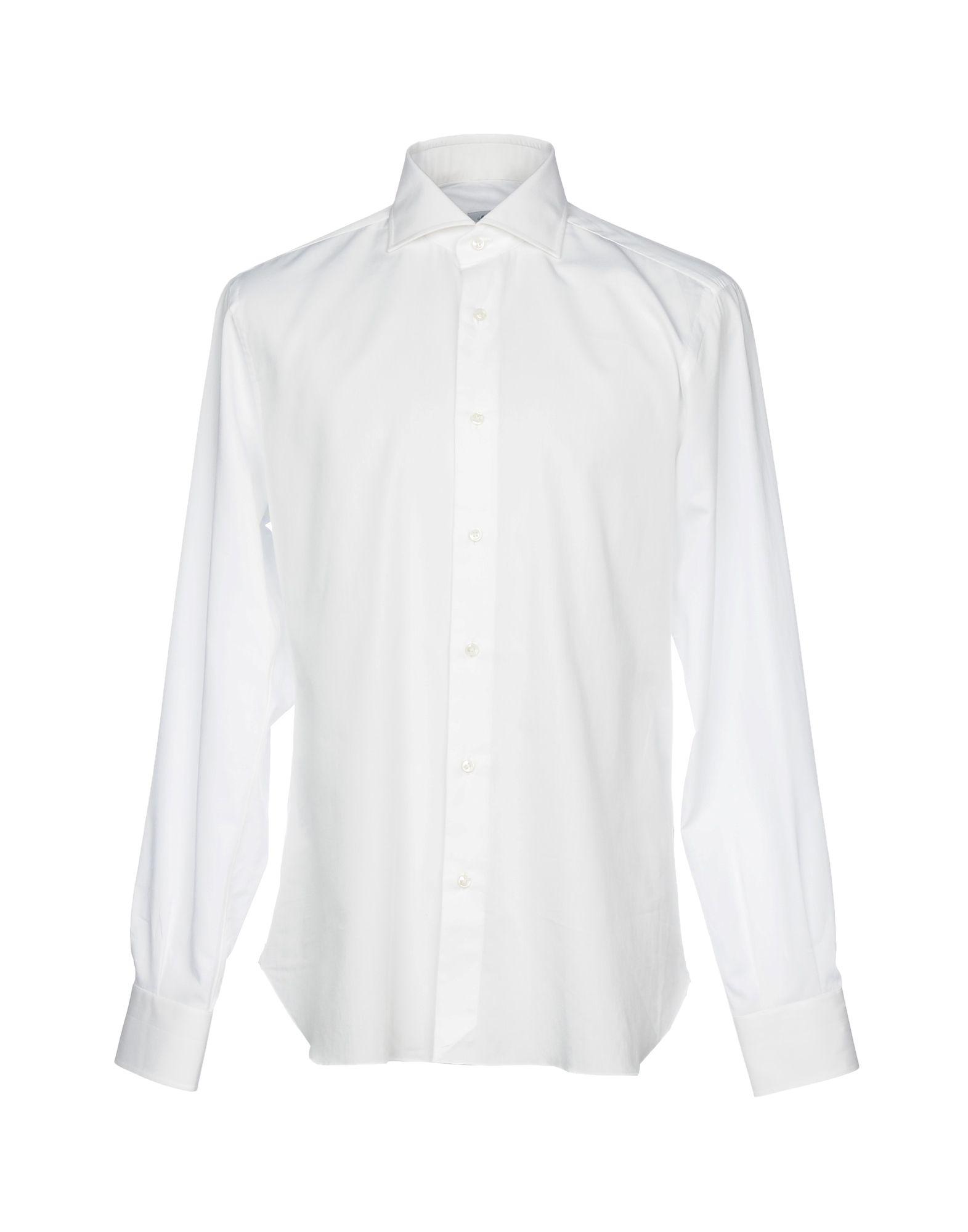 Camicia Tinta Unita Mattabisch Uomo - Acquista online su