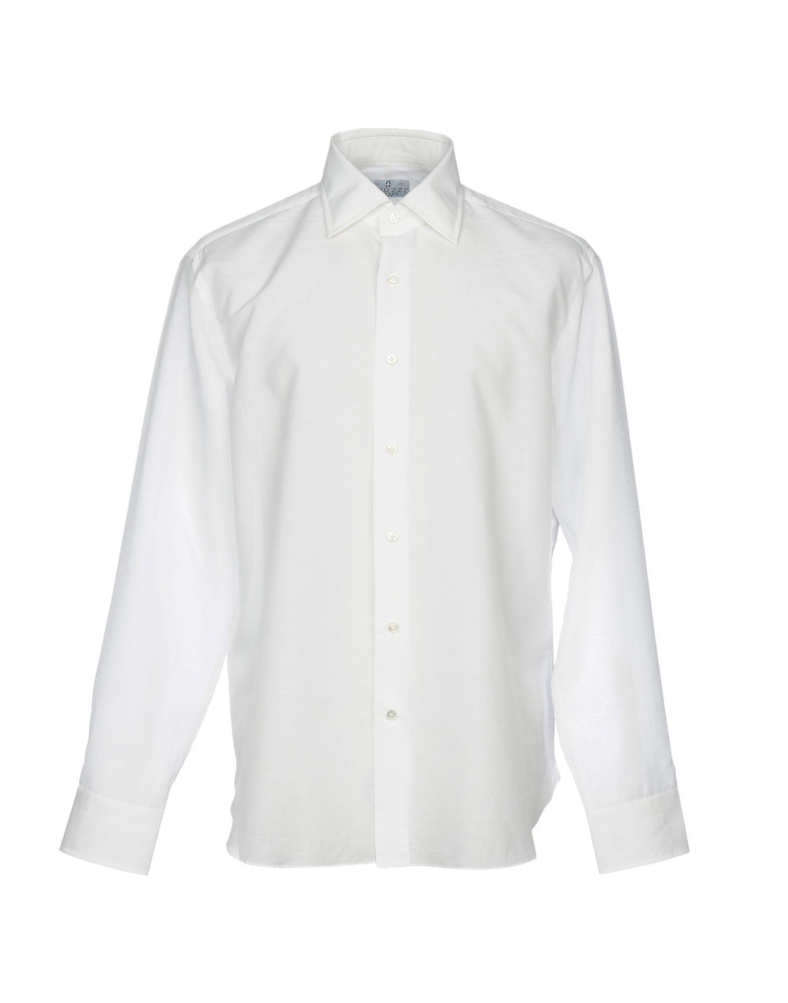 Camicia Tinta Unita Truzzi Uomo - 38734509GM 38734509GM 38734509GM 14ff0d