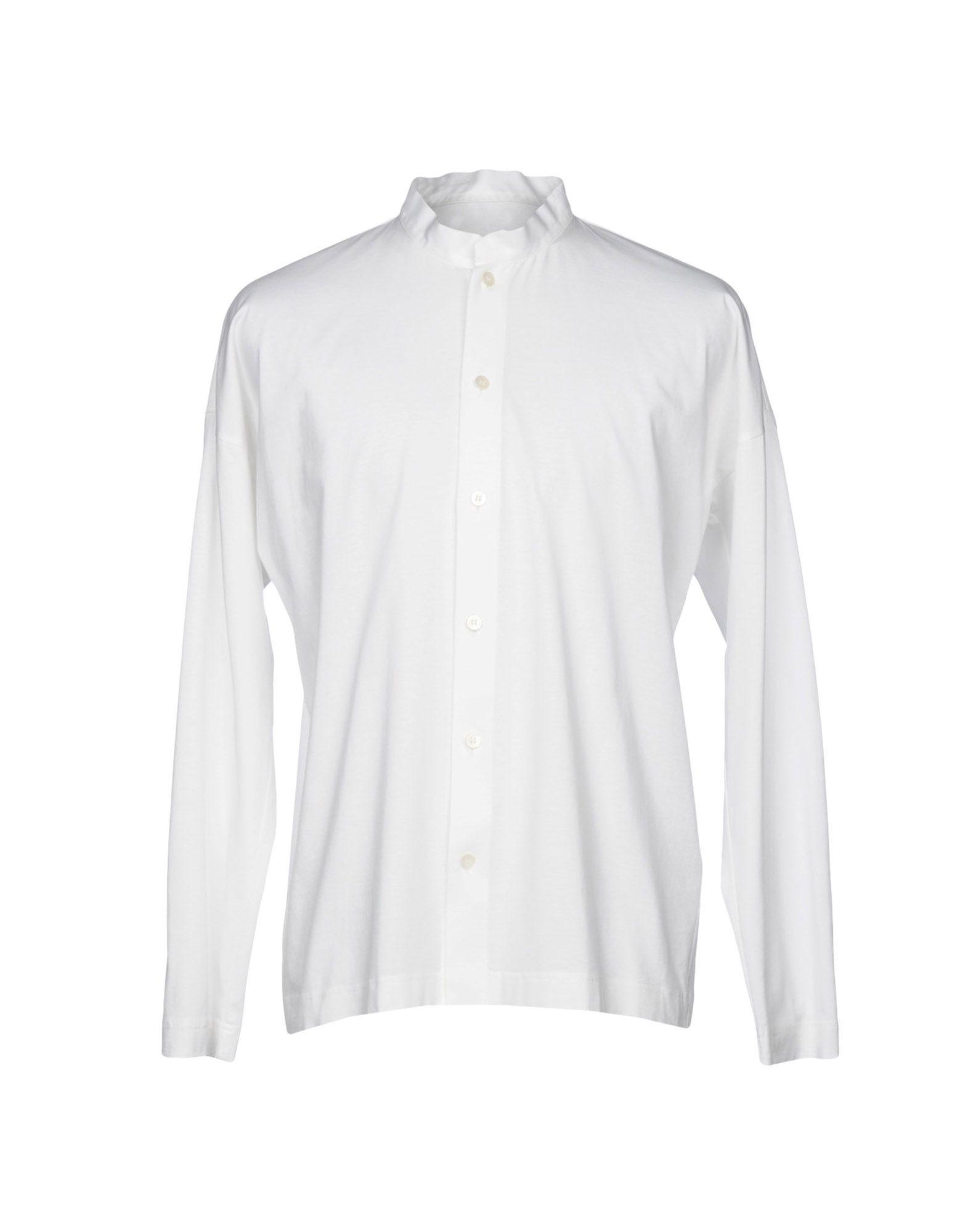 Camicia Tinta Unita Homme Plissé By Issey Miyake Uomo - Acquista online su