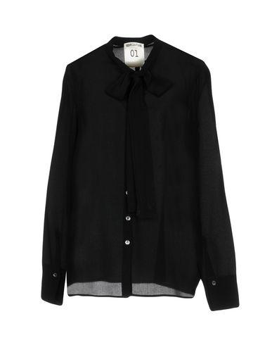 SEMICOUTURE Camisas y blusas con lazo