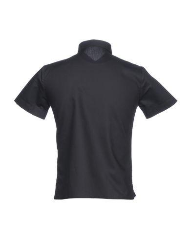 GIANMARCO BONAGA Einfarbiges Hemd Freies Verschiffen 2018 Neue LpnlS