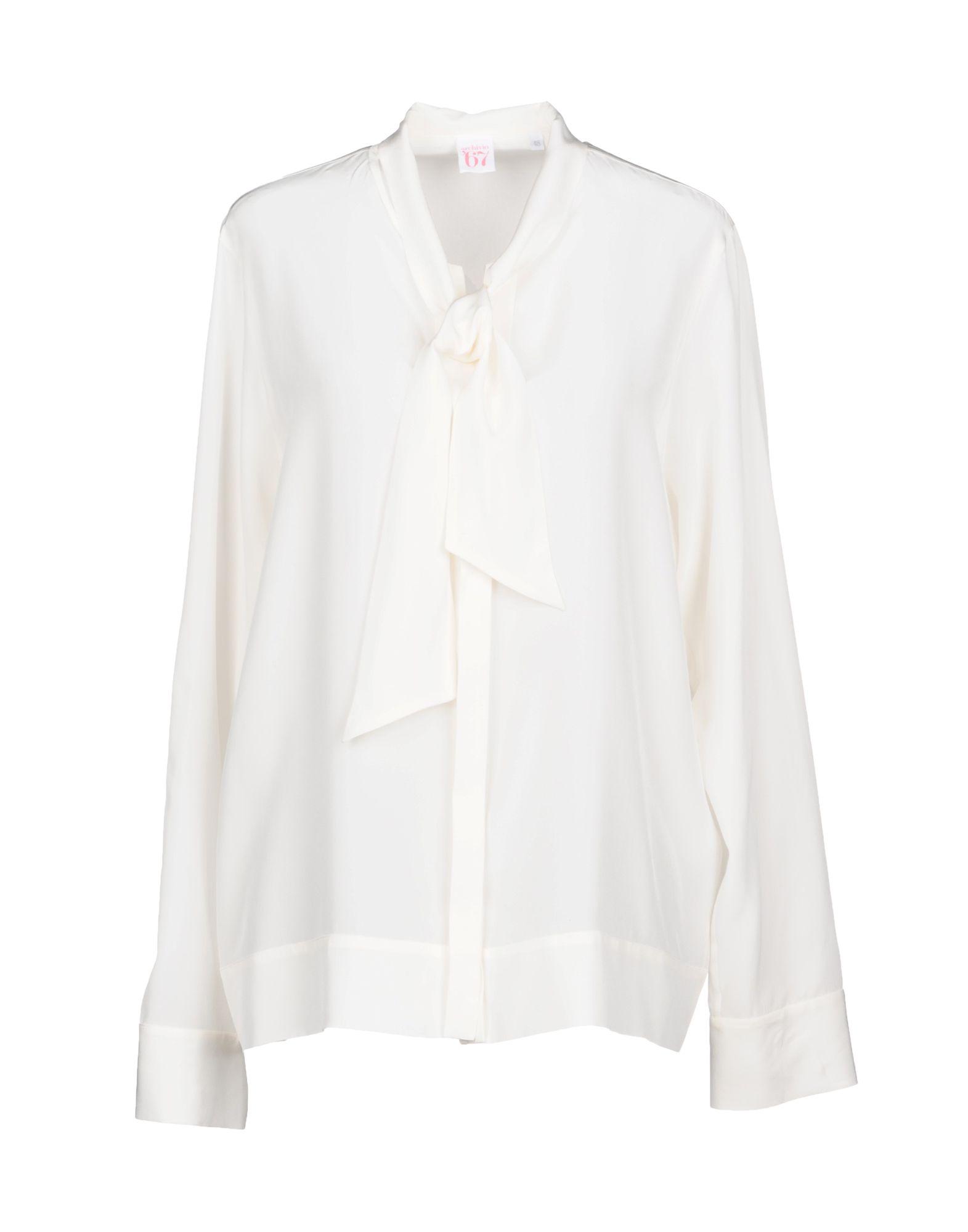 Camicie E Bluse Con Fiocco Archivio '67 Donna - Acquista online su YhZJJ