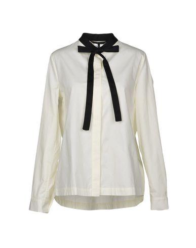 LIVIANA CONTIリボン付きシャツ&ブラウス
