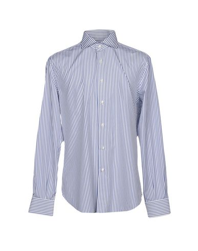 Mattabisch Stripete Skjorter billig komfortabel TlM76